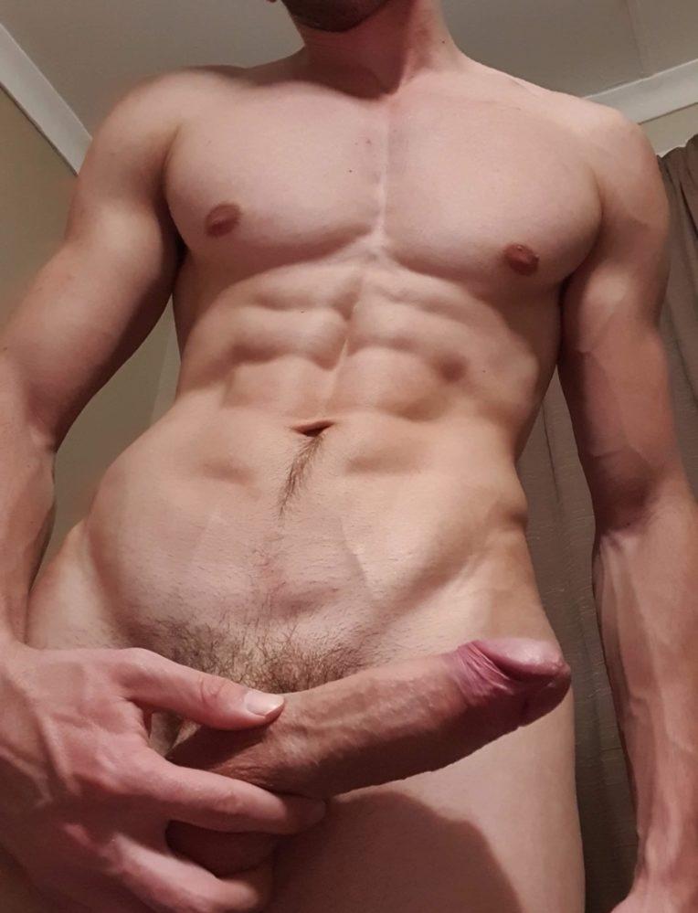 boy with a big uncut cock